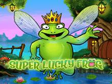 Выиграть деньги в азартной игре Удачливая Лягушка